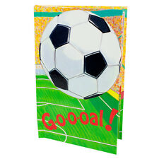 GOAL Football Story Personalised Childrens Book - HARD BACK
