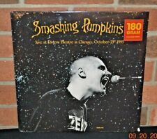 SMASHING PUMPKINS - Riviera Live 1995, Ltd Import 180G 2LP COLORED VINYL New!