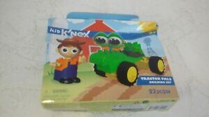 K'NEX Kids Unopened Tractor Pals Building Set Damaged Box 3+ Creative S141