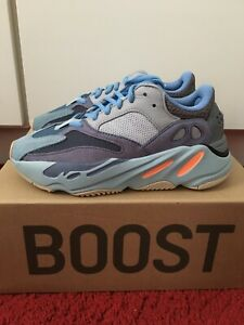 Adidas Yeezy Boost 700 Carbon Blue Mens Size 4 Deadstock DS New
