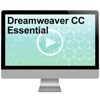 Dreamweaver CC Essential Video Training Course
