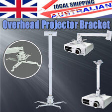 Projector Ceiling Roof Mount Bracket LCD DLP Stand Adjustable Home Theatre