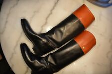 Vintage Gucci mens riding boots