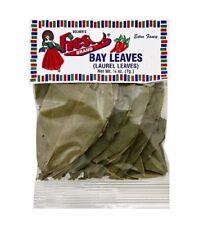 Bolner's Fiesta Bay Leaves .25 Oz Hoja de Laurel Puerto Rico Tea Té