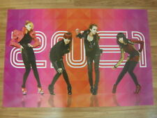 2NE1 - TO ANYONE [ORIGINAL POSTER] *NEW* K-POP