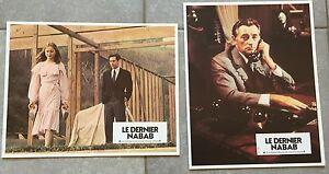 The Latest Nabob Last Tycoon Robert de Niro Elia Kazan 2 Photos