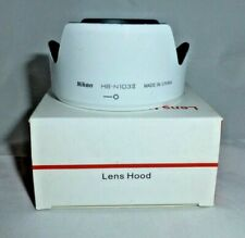 Nikon type  HB-N103 II Lens Hood for Nikon 1 NIKKOR VR 10-30mm f/3.5-5.6 White