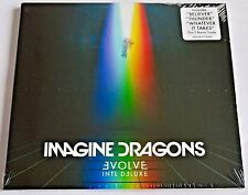 Imagine Dragons ~ Evolve ~ NEW Deluxe CD Album with 3 Bonus Tracks  (sealed)