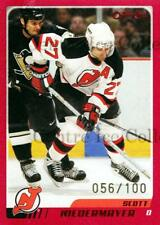 2003-04 O-pee-chee Red #231 Scott Niedermayer