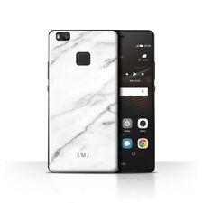 Cover e custodie bianco modello Per Huawei P9 lite in plastica per cellulari e palmari