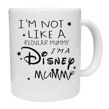 Disney Mummy - Novelty Mug Mothers Day Gift For Mum Christmas Idea