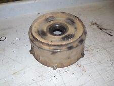 honda trx350 fourtrax foreman 350 rear back brake drum cover 1986 1987 1989 1988
