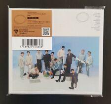 Seventeen 2nd Japan mini album 24h limited edition A no pc / SVT semicolon