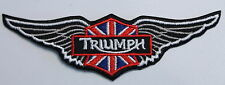 TRIUMPH WINGS PATCH (PWP014)