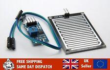 Rain Drop Sensor Module for Arduino, Raspberry Pi, UK Seller