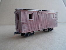 HOn30 18 foot Yosemite Short Line Work Boxcar Kit By Railway Recollections.