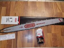 "32"" Oregon 320RNDD009 bar Ripping chain Combo fits Husqvarna 285,272,281,385,395"