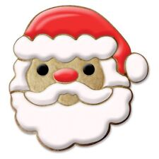 NEW Extra Large Christmas Santa Face Cookie Cutter