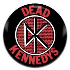 Dead Kennedys Band Rock Punk 25mm / 1 Inch D Pin Button Badge