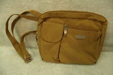 Baggallini Nylon Khaki Shoulder Cross body Bag