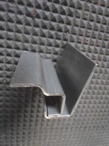 Mercedes Benz W108 109 Kantblech Tür Türblech Schweißblech Reparaturblech 1,25mm