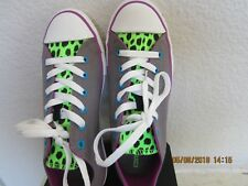 Converse #640544F CT DBL TNG OX JUNIOR Shoes Sz 5 NEW WITH BOX
