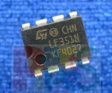 50x LF351N LF351 Wide Bandwidth Single J-FET Op-Amp m