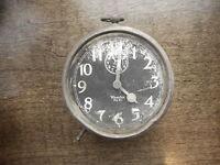 Westclox Big BenSalvaged Antique  Peg Leg Alarm Clock parts only...very poor