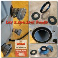 Lay Z Spa Rubber Seal Bundle A + C & B Seals - Vegas, Miami, Monaco, Paris, Bali
