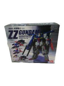 Gundam GD-60 Kahen-Senshi ZZ Gundam 1/144 Scale