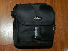 "Genuine Lowerpro Camera Case Travel Shoulder 7"" x 7"" x 5"" - Rezo 120 AW - Black"