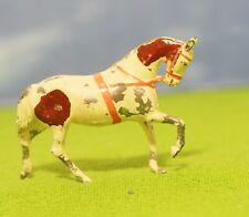 VINTAGE BRITAINS LEAD FIGURE - MAMMOTH CIRCUS HORSE - 100% ORIGINAL TOY (52)