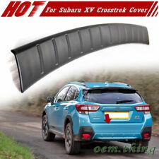STOCK AU For Subaru XV Crosstrek SUV Rear Bumper Cover Protector Step Plate 2019