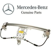 Mercedes C140 W140 Rear Passenger Right Electric Window Regulator without Motor