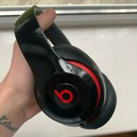 Beats by Dr. Dre Studio 2.0 Wired Over-the-Ear Headband Headphones - Black