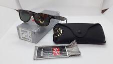 Ray Ban RB2132 New Wayfarer écaille de tortue Authentique Designer Lunettes de soleil de vente 52