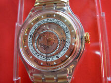 SWATCH AUTOMATIC SERTI MISTERIEUX - SAK114 - 1994 - NEW - metal SMALL strap