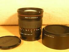 Vivitar 85mm F1.4 Aspherical (IF) Sony A Alpha Mount Lens
