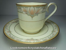 Noritake BARRYMORE Cup /& Saucer 418340