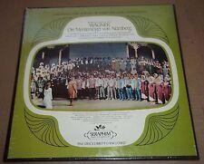 Karajan/Schwarzkopf/Edelmann WAGNER Die Meistersinger - Seraphim IE-6030 SEALED