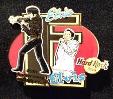 Elvis Presley 35th Anniversary 1968 Special Hard Rock Cafe Pin Set