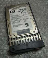 "72GB HP 512544-003 507129-008 EH0072FAWJA 2.5"" SAS 15K HDD Hard Drive & Caddy"