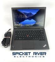 Lenovo ThinkPad T440S Dual Core i5-4300U 1.90GHz 256GB SSD 8GB RAM Win10 #58424