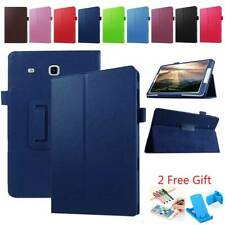 """For Samsung Galaxy Tab S2 S4 E 3 4 A 7"""" 8"""" 10.1 10.5 Tablet Flip Slim Case Cover"""