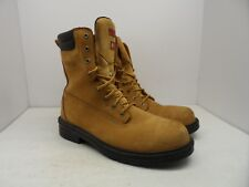 "Kodiak Men's 8"" Pro Classic Sitka Composite Work Boots Wheat Size 14M"