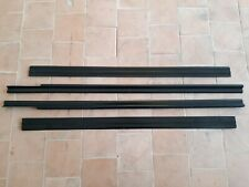 BmW E21 Door Sill Trim Cover Plate  Right and Left