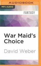 War Maid's Choice (War God) – Audiobook, MP3 Audio, Unabridged by David Weber