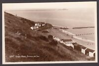 Postcard Frinton on Sea near Clacton Essex view of Sandy Hook old RP by Coates