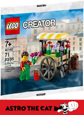 LEGO Creator 40140 Flower Cart Poly Bag - Brand new - Get 5% off
