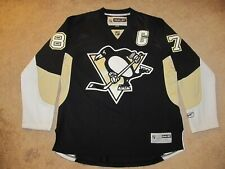 Sidney Crosby Pittsburgh Penguins NHL Hockey Jersey-Adult XL-Reebok